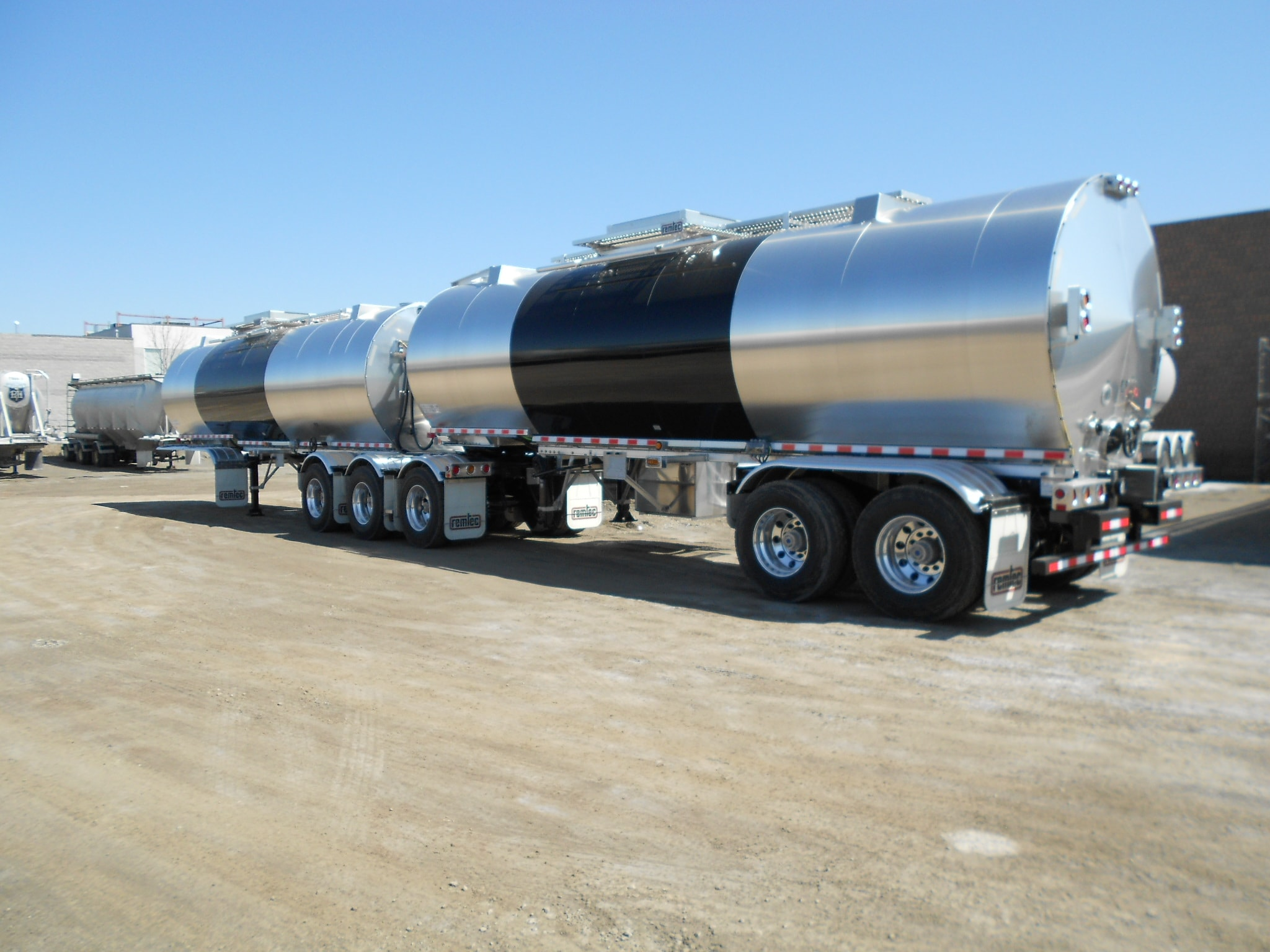 S505 Remtec Hot Product Tanker