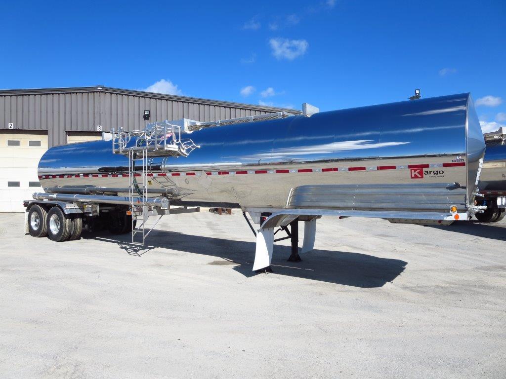 tank trailer