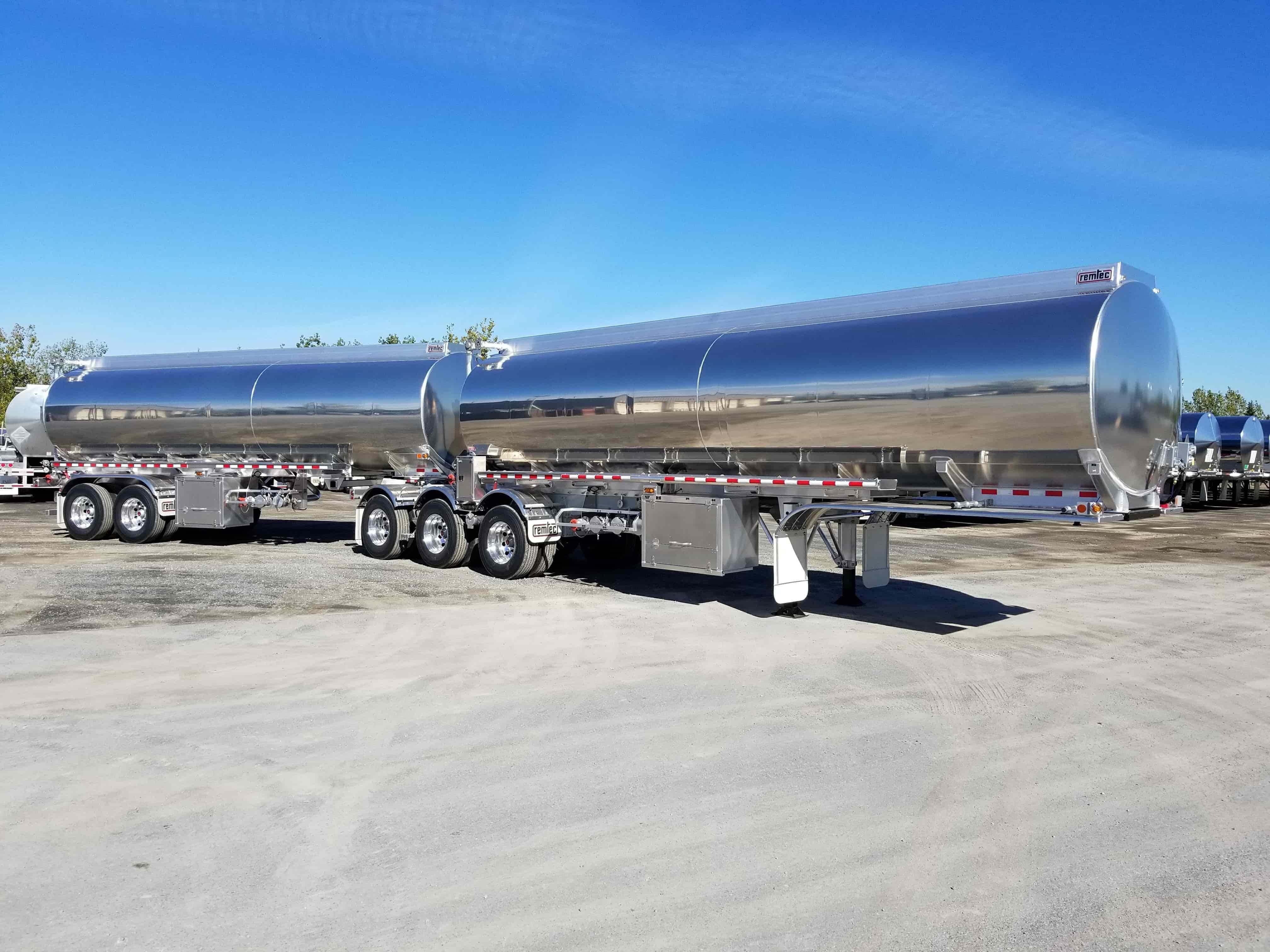 tank trailer news